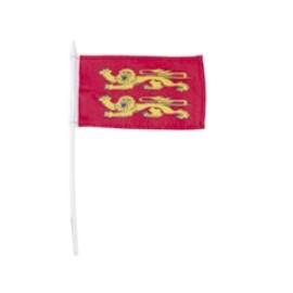 Drapeau Normand avec bâtonnet taille S