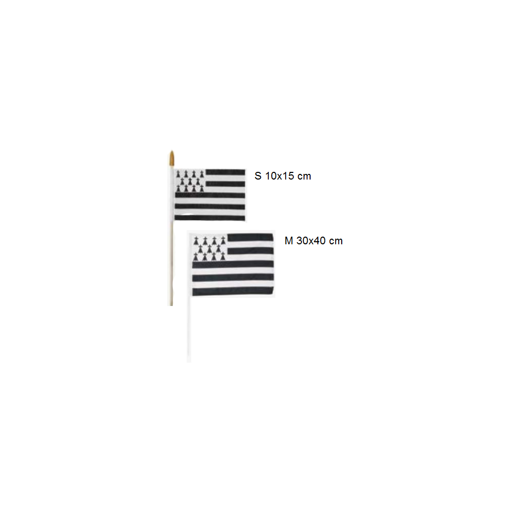 Mix drapeaux Bretons