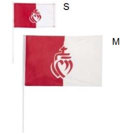 Mix drapeaux Vendée avec bâtonnet