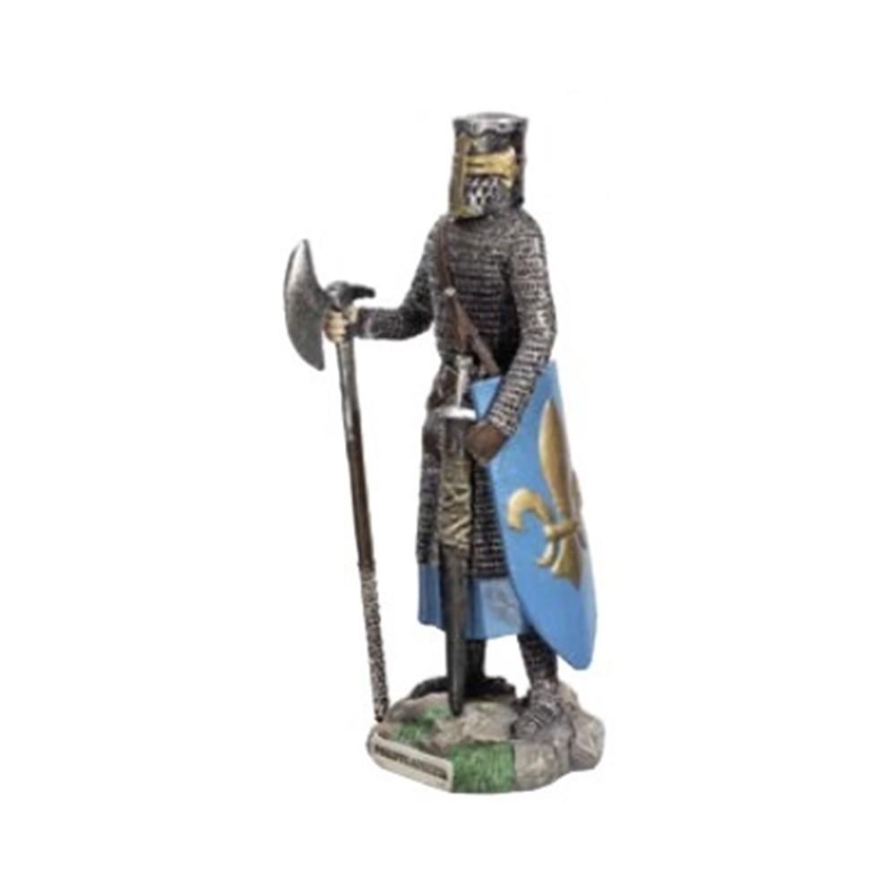 Figurine de Philippe Auguste
