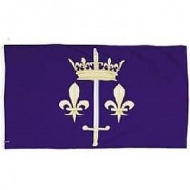 Drapeau Jeanne d'Arc