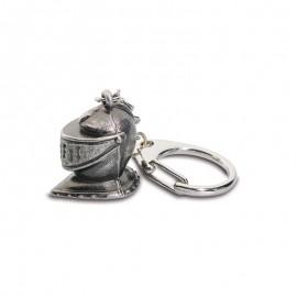 porte clé casque chevalier
