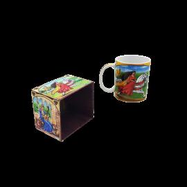 Mug Princesse et sa boite décorée